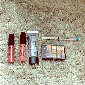 Make up bundle - Nyx, Viseart, Smashbox, Cargo